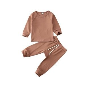 Loungewear Set for Little Bae